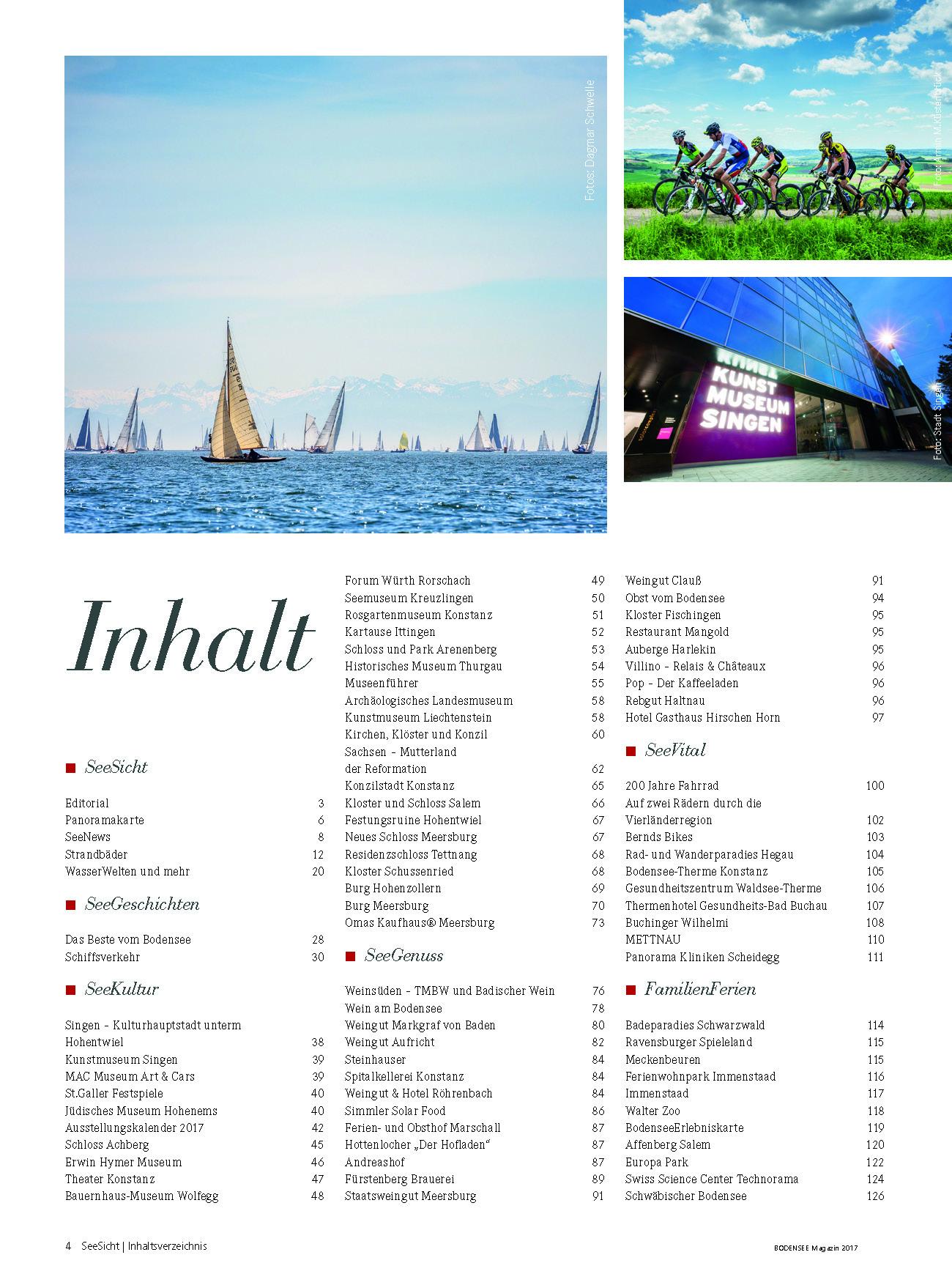 Bodensee Magazin 2017 18 Labhard Medien Shop